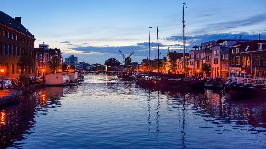 Leiden, la douce quiétude d'une capitale culturelle hollandaise