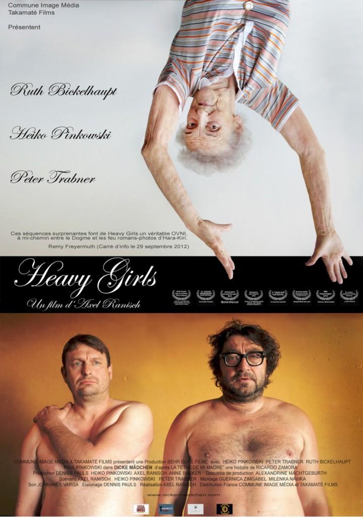 [L'Étrange Festival] « Heavy Girls » : économie de moyens et richesse humaine