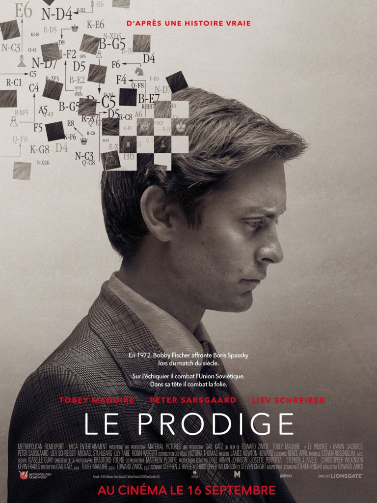 [Critique] «Le Prodige» d'Edward Zwick : un biopic émouvant sur Bobby Fischer