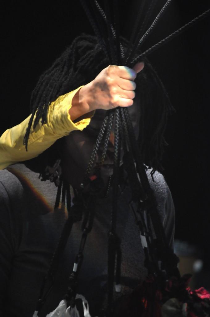 «Legacy», les combats décousus de Nadia Beugré au Festival d'Automne