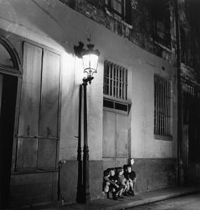 Les Poulbots- Roger Schall, 1935  Courtesy Galerie Argentic