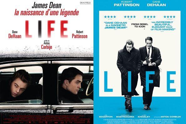 [Critique] « Life » d'Anton Corbijn : My week with James Dean avec Dane DeHaan et Robert Pattinson