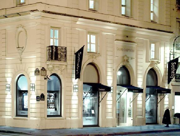 Galerie Sotheby's Paris