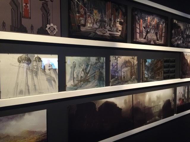 « L'art dans le jeu vidéo, l'inspiration Française » au Musée d'Art Ludique : pleins phares sur les coulisses des jeux vidéos