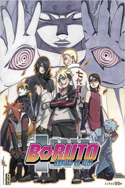 «Boruto : Naruto le film». Une relation père-fils qui fait des étincelles