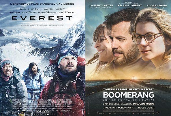 Box-office France : Everest démarre avec 315000 entrées en première semaine