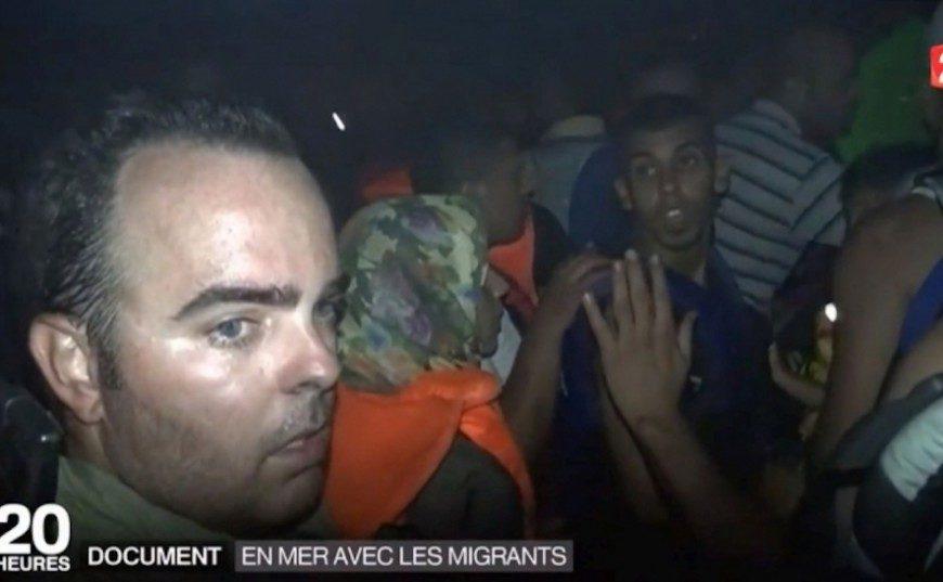 Des journalistes dans la peau des migrants