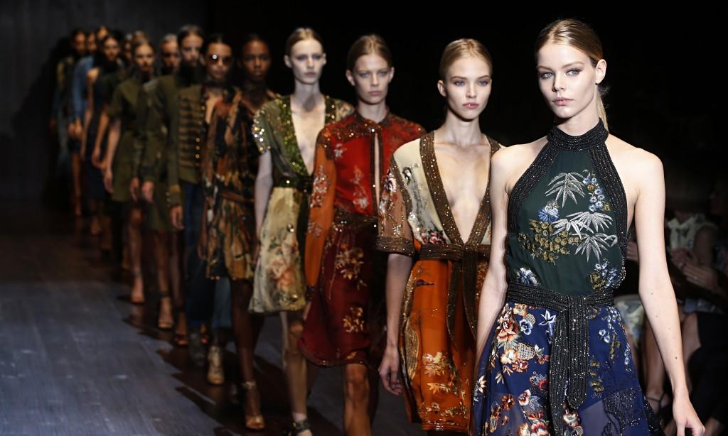 La fashion week débarque à milan !