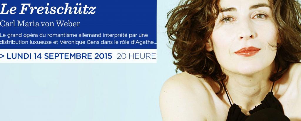 [Live-Report] «Der Freischutz» Partie de chasse au Théâtre des Champs-Elysées (14/09/2015)