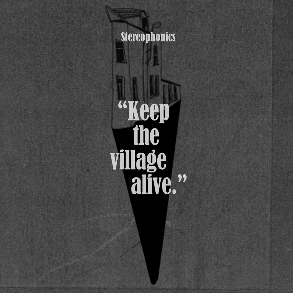 [Chronique] « Keep the village alive » de Stereophonics : nouvel album classique mais efficace