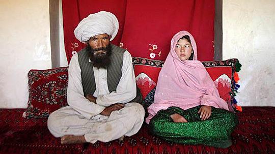 Stéphanie Sinclair : des photos contre le mariage forcé