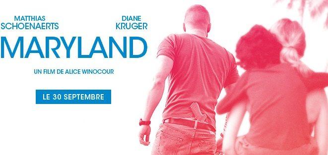 [Critique] « Maryland » : Alice Winocour filme Schoenaerts et Kruger dans un huis clos qui manque de souffle