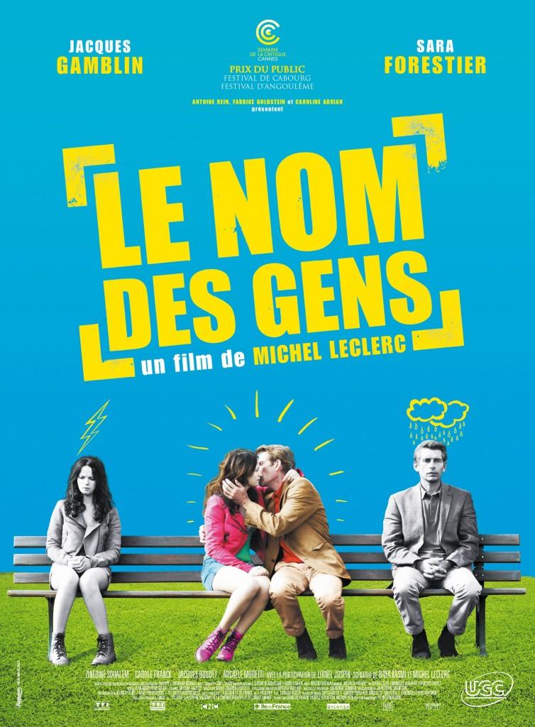 [Critique] « Le nom des gens » de Michel Leclerc : comédie attachante sur le rapport aux racines