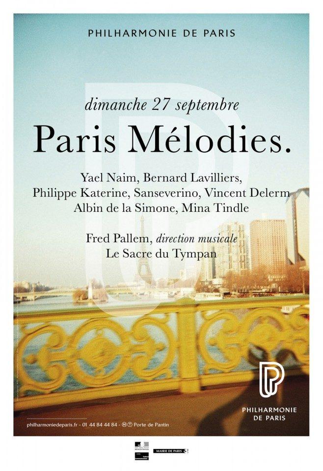«Paris Mélodies» à la Philarmonie : une ode chic à la capitale française