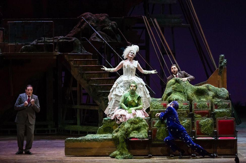 Une Platée de Minkowski / Pelly toujours aussi réjouissante à l'Opéra Garnier