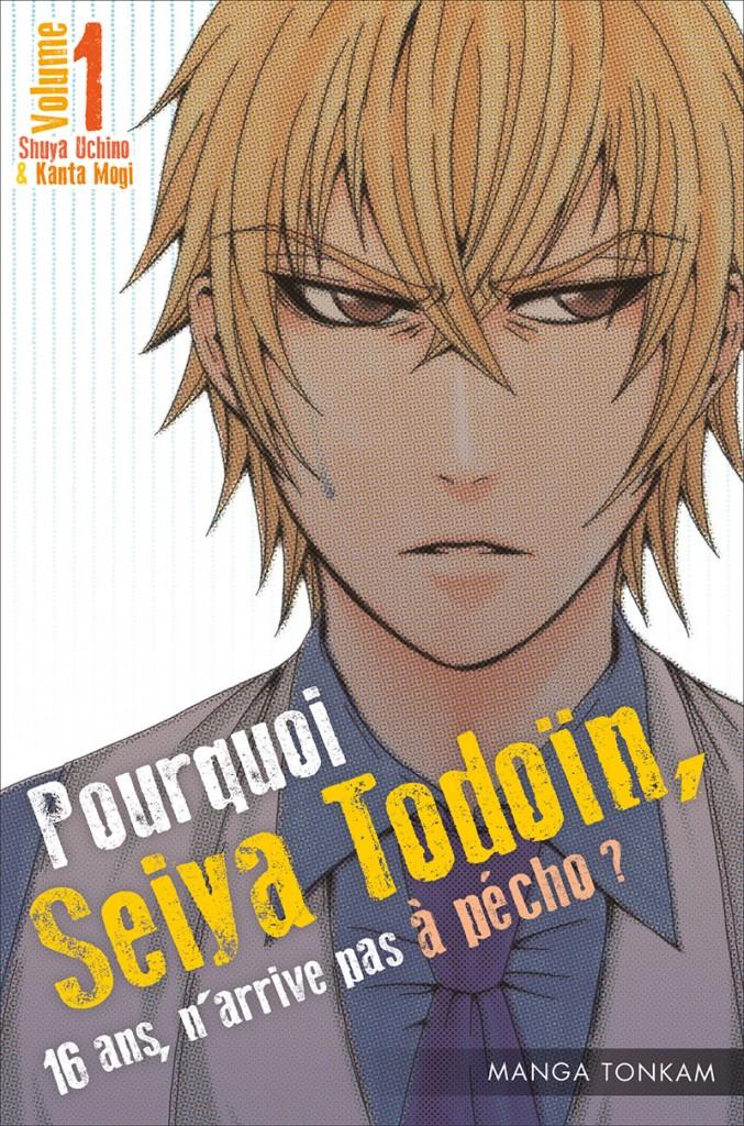 Pourquoi Seiya Todoïn 16 ans, n'arrive pas à pécho ?