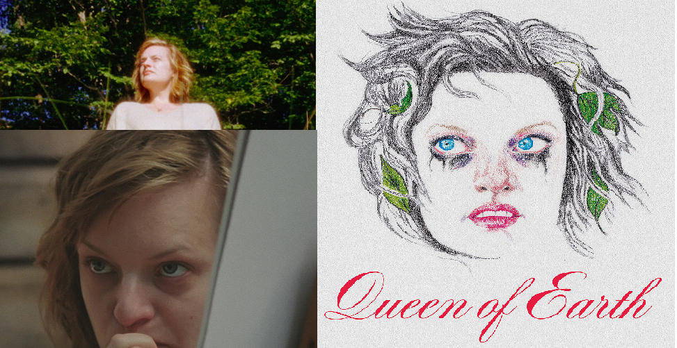 « Queen of earth », Alex Ross Perry sublime Elisabeth Moss dans les marécages de la dépression