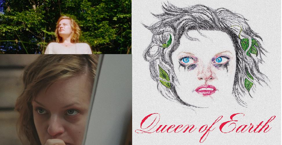«Queen of earth», Alex Ross Perry sublime Elisabeth Moss dans les marécages de la dépression