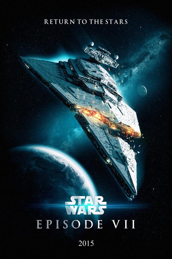 Star Wars 7 : En France avant le reste du monde