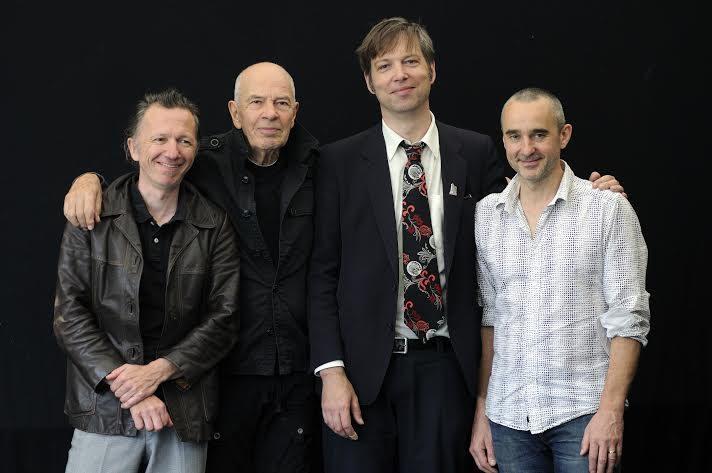 Reims Jazz Festival – Heinz Erdmann Quartet «Special Relativity»