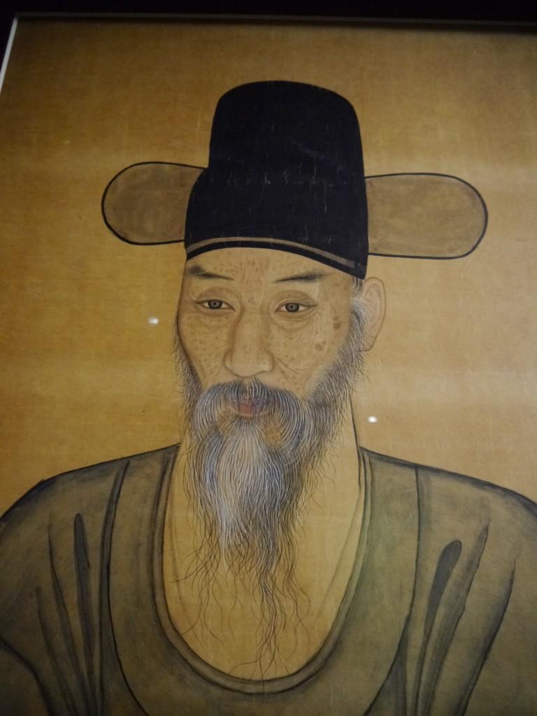 Tigre de papier : 500 ans de peinture Coréenne