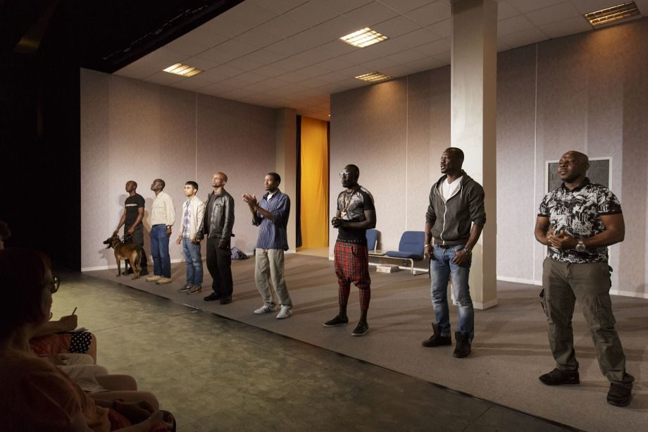 [Interview] Cissé Moustapha : « faire du théâtre c'était vraiment quelque chose que l'on ne considérait pas »