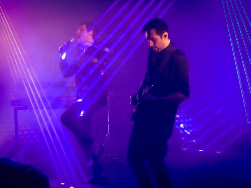 [Live report] Elvis Perkins, Bristol, Born Ruffians & Aaron au MaMA
