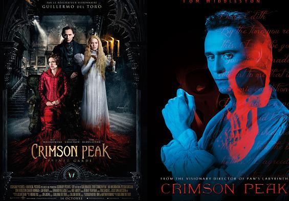 [Critique] « Crimson Peak » Guillermo del Toro revient avec un nouveau film décevant