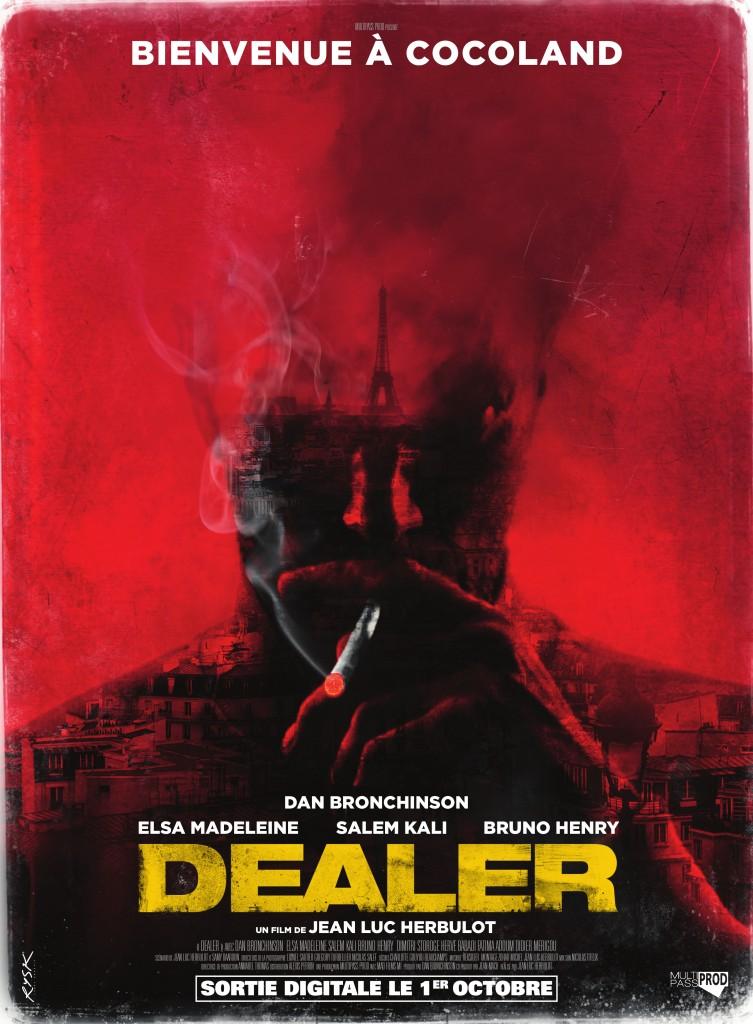 Gagnez 5 codes Viméo pour le film « Dealer » de Dan Bronchinson