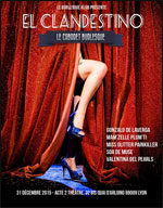 Cabaret Burlesque – Spécial Réveillon 2015