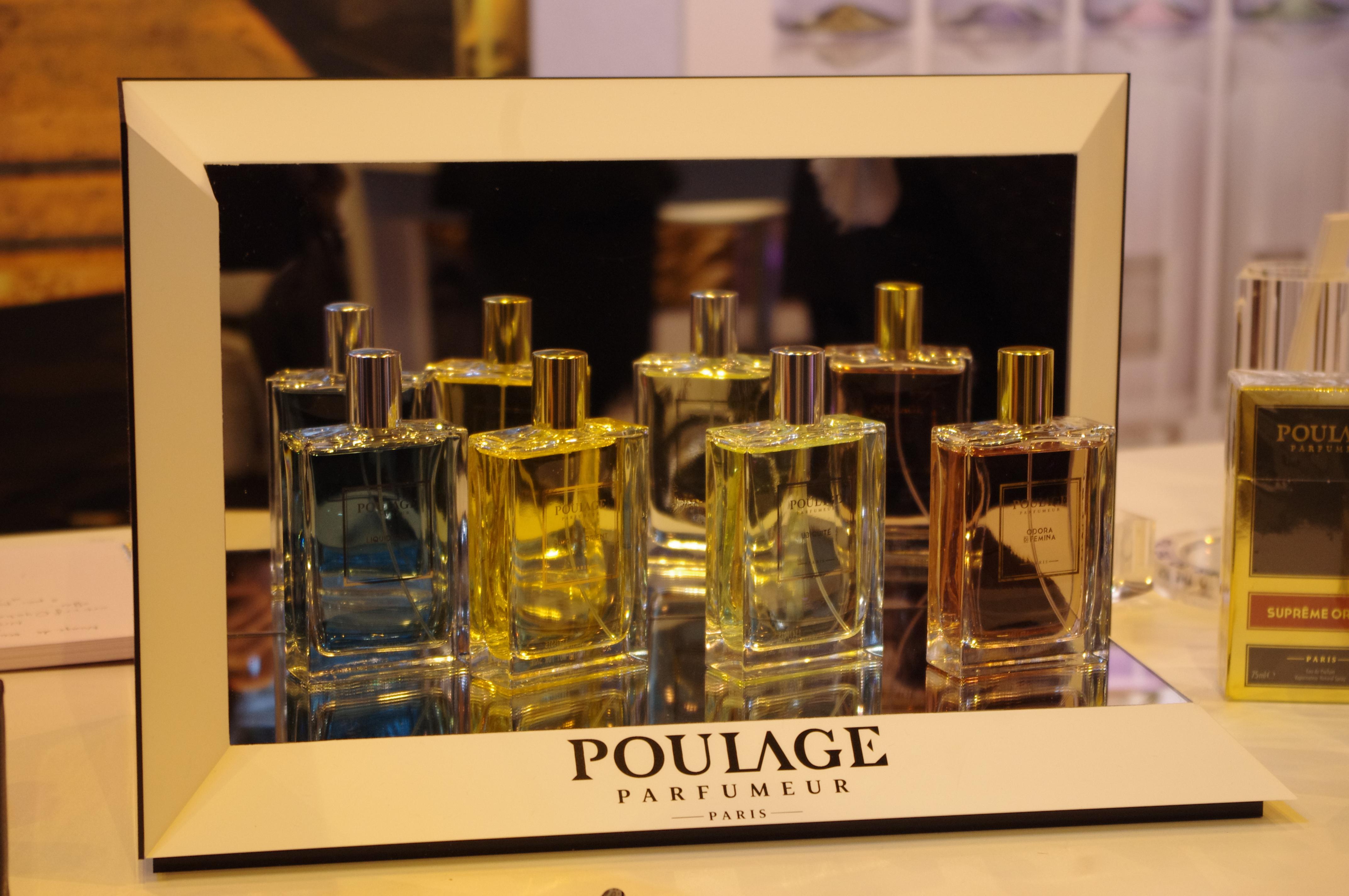 Le parfum au salon professionnel beyond beauty paris 2015 for Salon parfum
