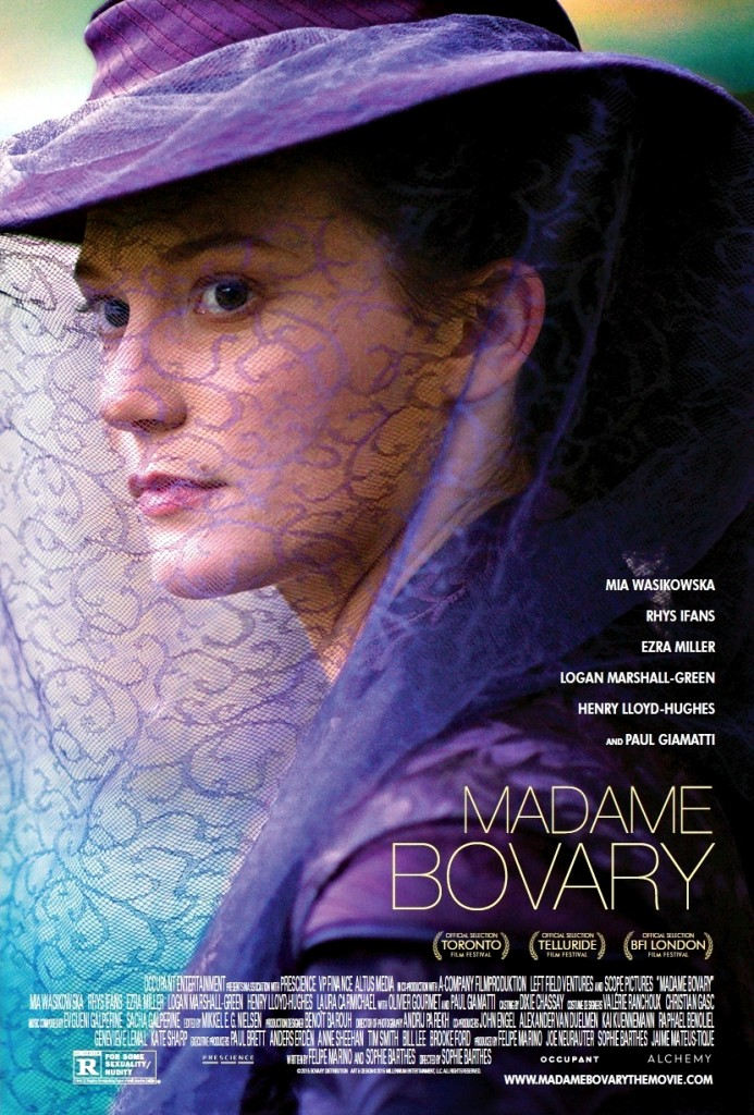 [Interview] Sophie Barthes pour son beau «Madame Bovary»