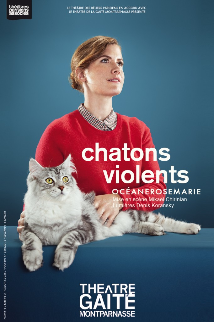 Chatons violents à la Gaîté Montparnasse : toutes griffes dehors !
