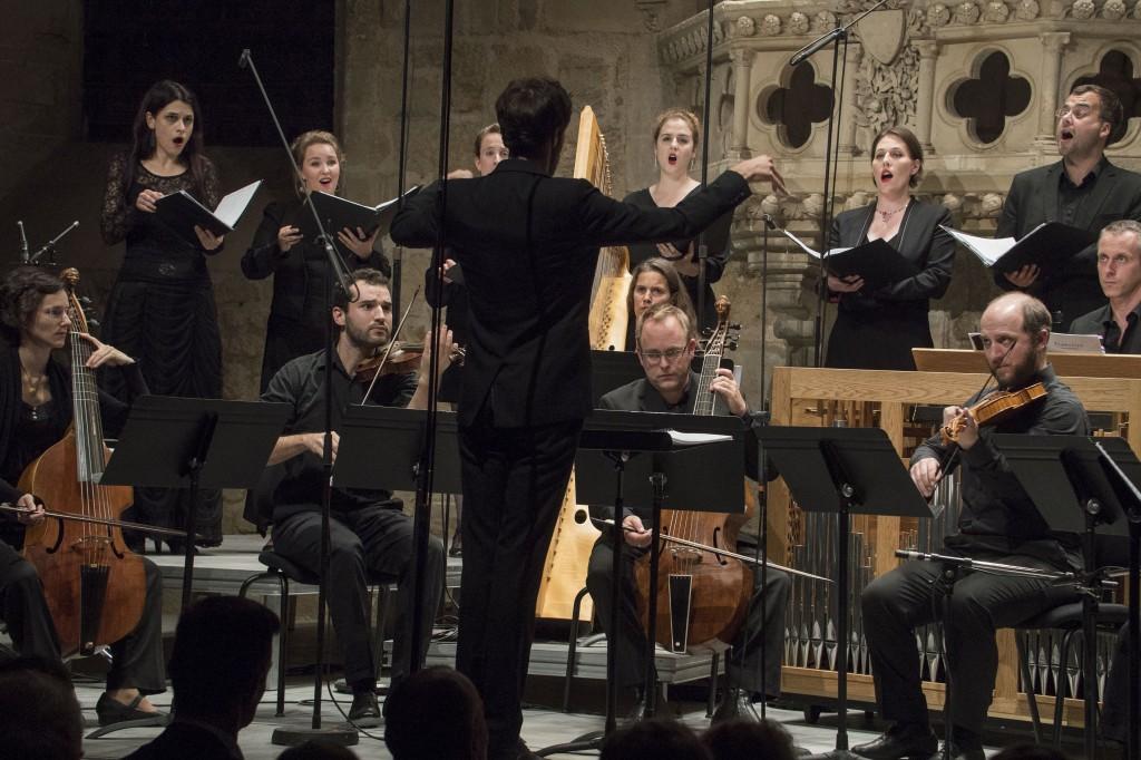 [Live-Report] Pygmalion à l'abbaye de Royaumont : simplement divin