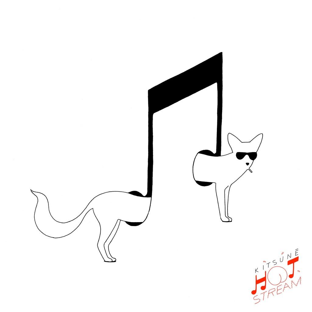 Kitsuné lance « Kitsuné Hot Stream », son service de streaming illustré