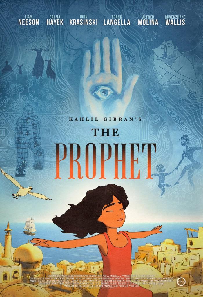 «Le prophète» : la poésie de la vie