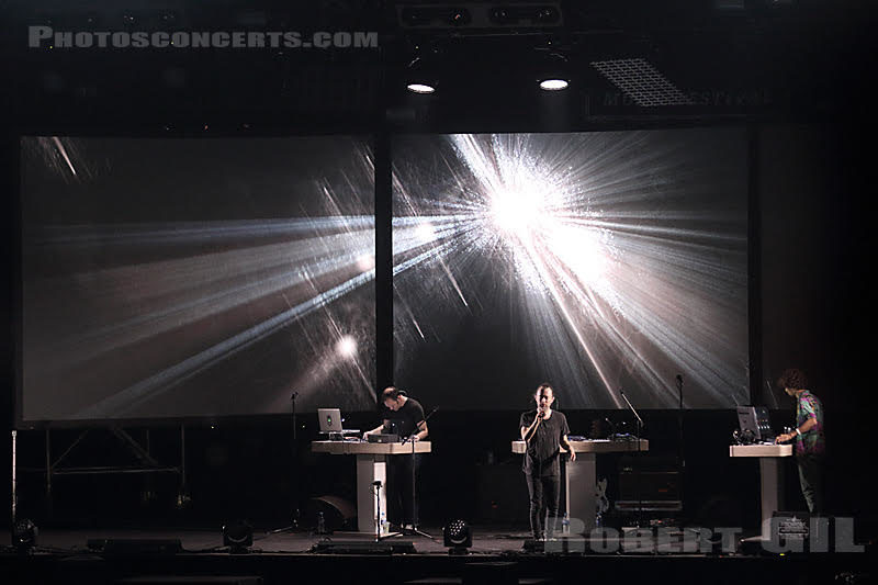 [Live report] Health, Battles, Thom Yorke & Four Tet au Pitchfork Music Festival