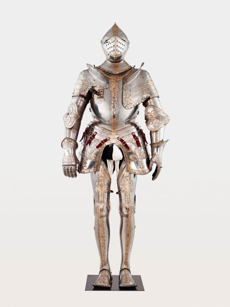 Chevaliers & bombardes, l'art de la guerre entre Moyen Age et Renaissance au Musée de l'Armée