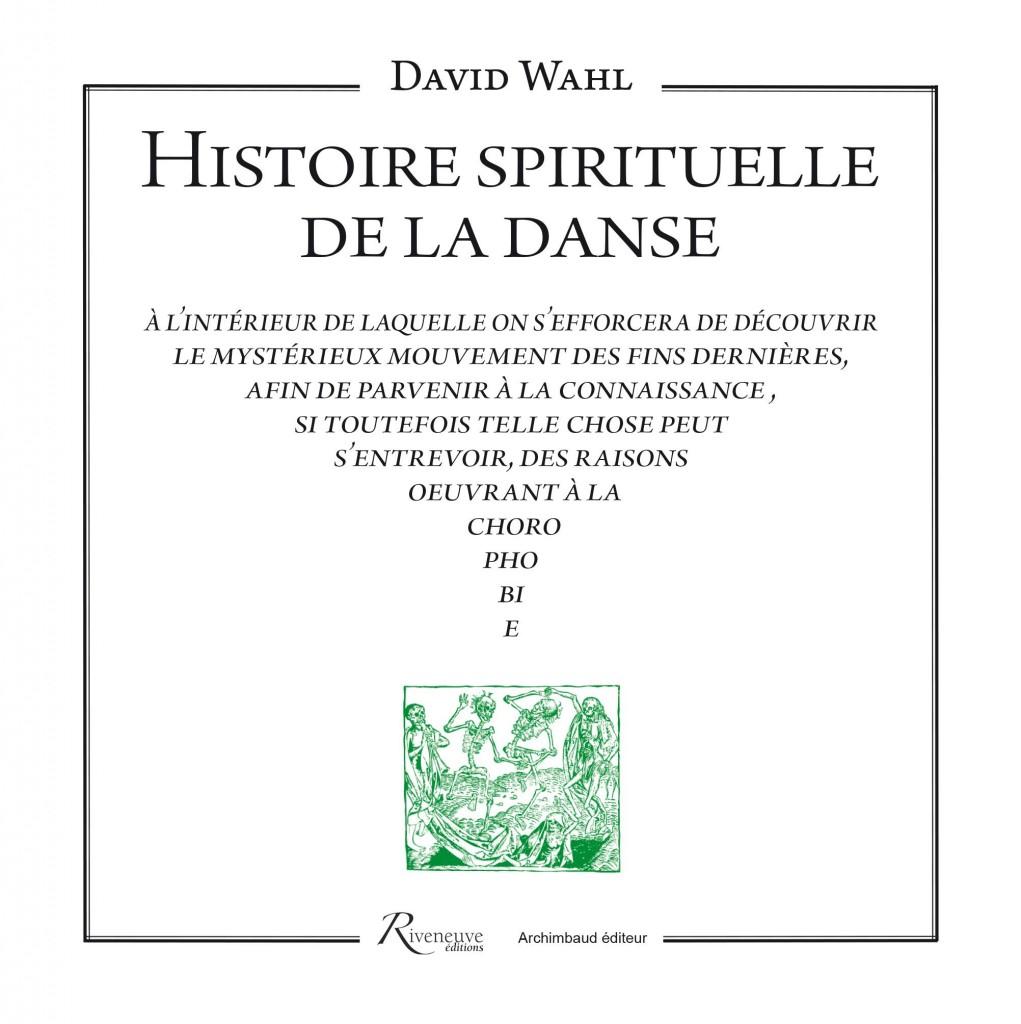 Histoire spirituelle de la danse : livres et causeries (suite !)