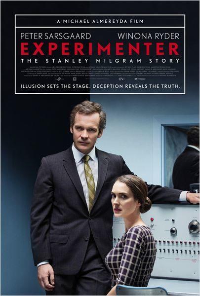 [Critique] «Experimenter» de Michael Almereyda : L'histoire de Stanley Milgram