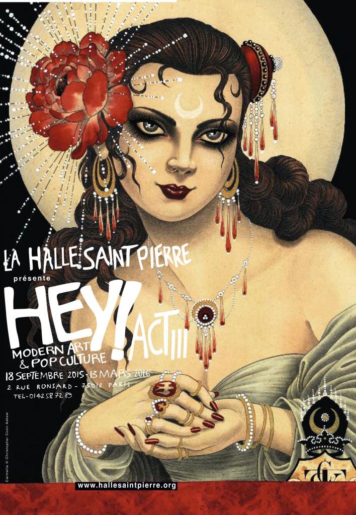 L'exposition «Hey ! Modern art & Pop culture / Act III», de la maison hantée au cabinet de curiosités