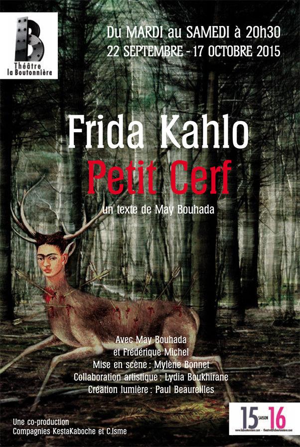 L'artiste et sa création, Frida Kahlo et son double