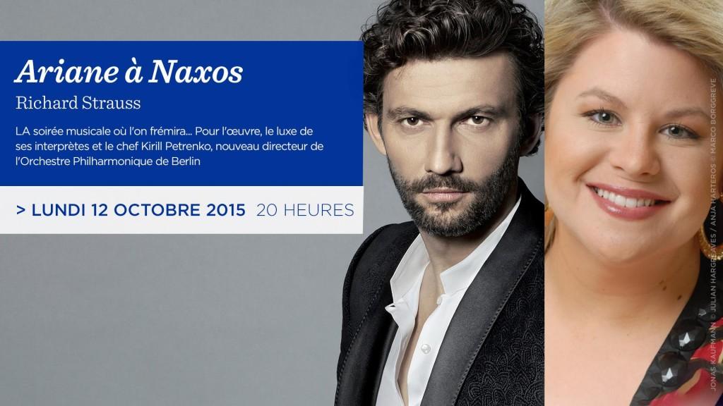 [Live-Report] Ariane à Naxos au Théâtre des Champs Elysées : soyons (peu) sérieux (12/10/2015)