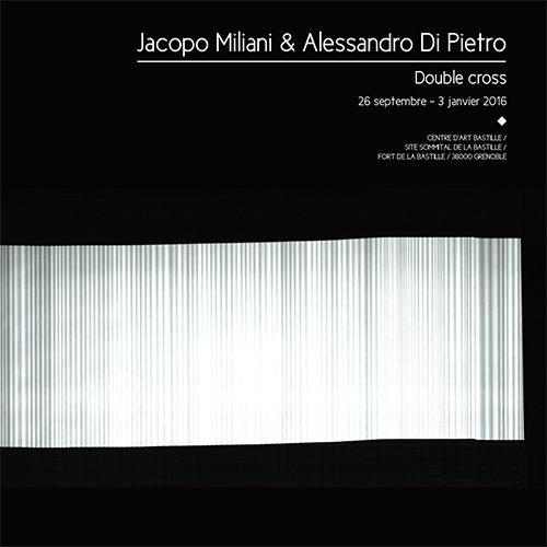 Jacopo Miliani Alessandro Di Pietro _ Double cross / Mikaël Belmonte _ Live sport