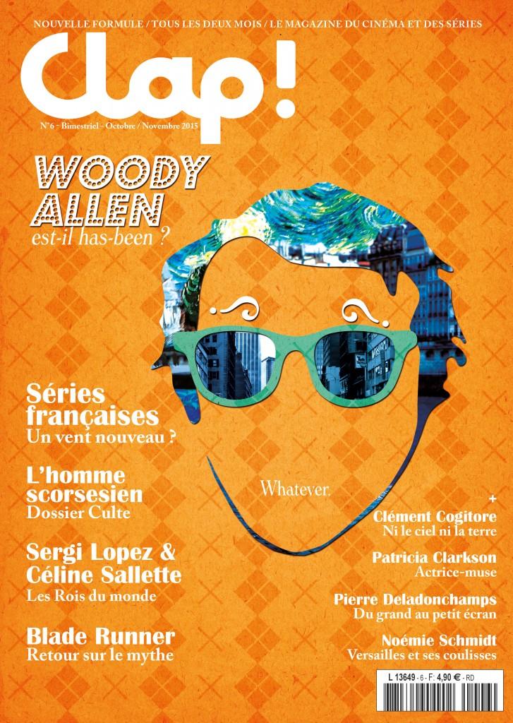 Tout savoir sur Woody Allen avec Clap!