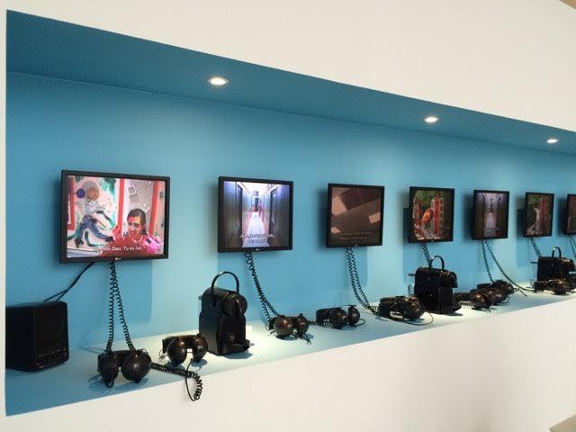 « CO-WORKERS, LE RESEAU COMME ARTISTE » LE NUMERIQUE MIS EN SCENE AU MUSEE D'ART MODERNE