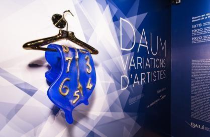 Nocturnes à l'Espace Dali – Exposition Daum Variations d'Artistes