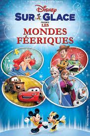 Disney sur Glace – Les Mondes Féeriques à Lyon