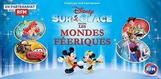 Disney sur Glace- Les Mondes Féeriques à Marseille