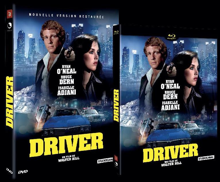 [Sortie dvd ] «Driver», la fable psyché de Walter Hill est une plongée en apnée dans les années 1970